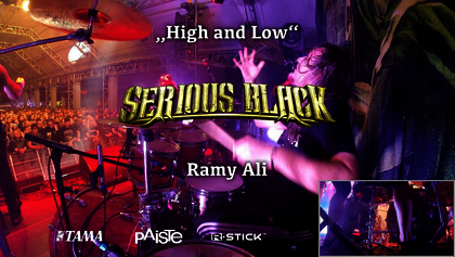 Ramy Ali - Serious Black | High and Low